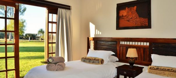 Niche Linksfontein Safari Lodge