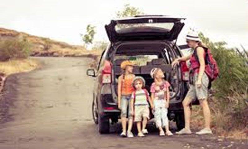 Tips for taking kids on safari
