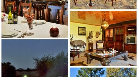 Linksfontein Safari Lodge - Article - Special Offer